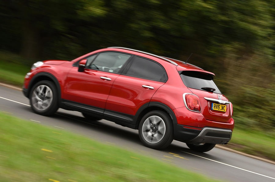 fiat 500x review 2017 autocar. Black Bedroom Furniture Sets. Home Design Ideas