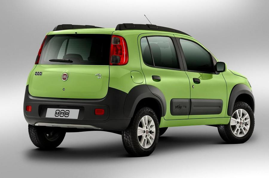 New Fiat Uno revealed