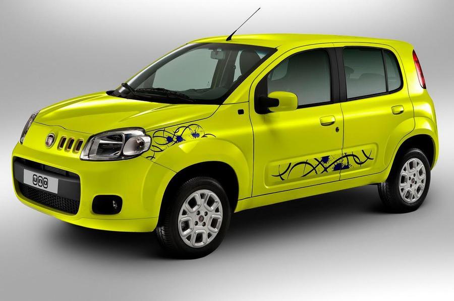 Fiat Uno 'on sale next year'