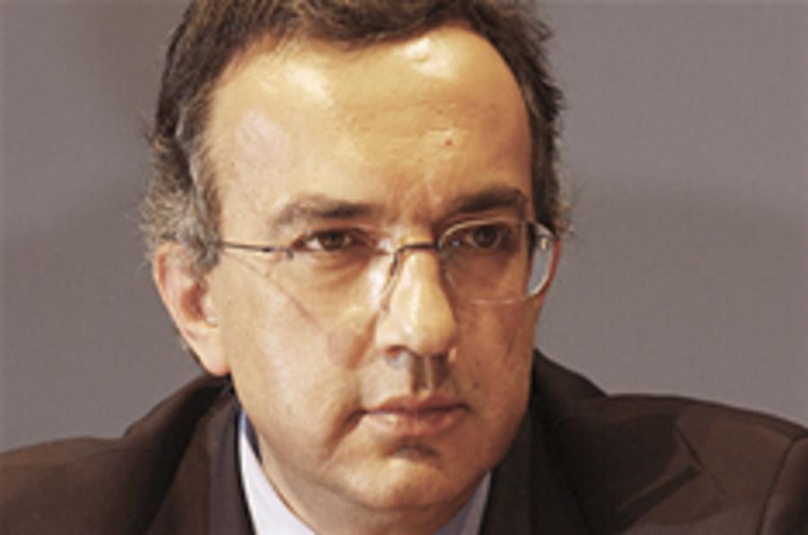 Marchionne will be new Chrysler boss