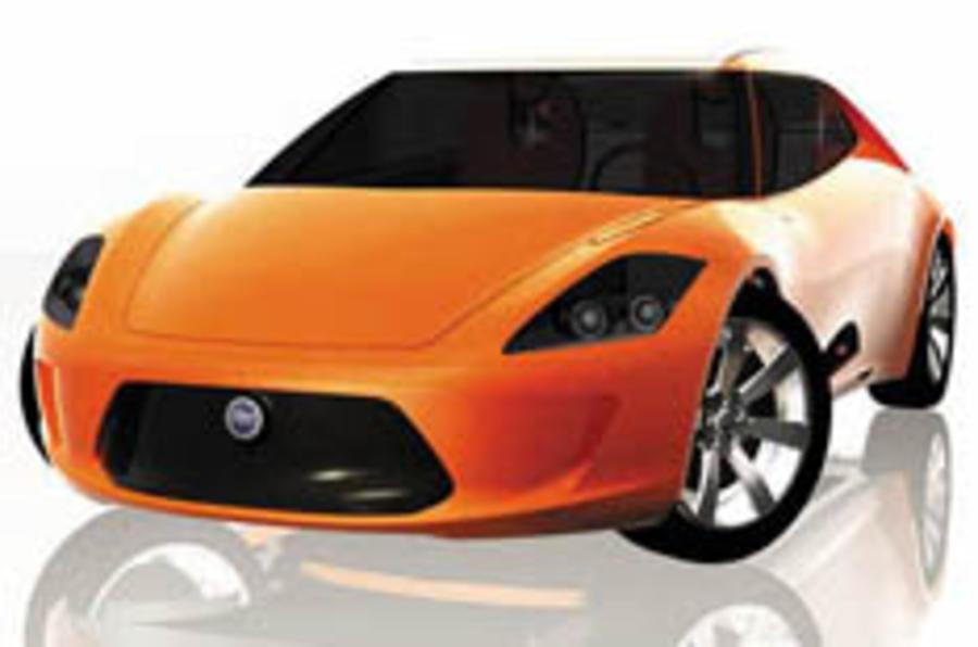 New Fiat X1/9 revealed