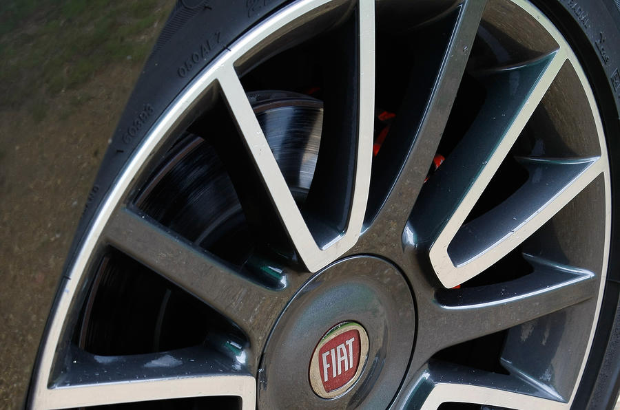 Fiat Bravo alloy wheels