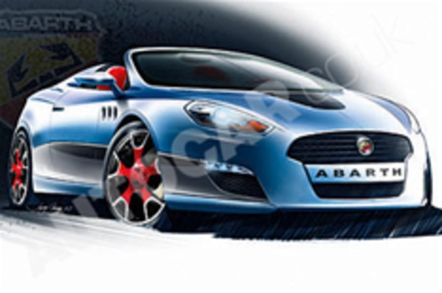 Scoop: Abarth Coupe