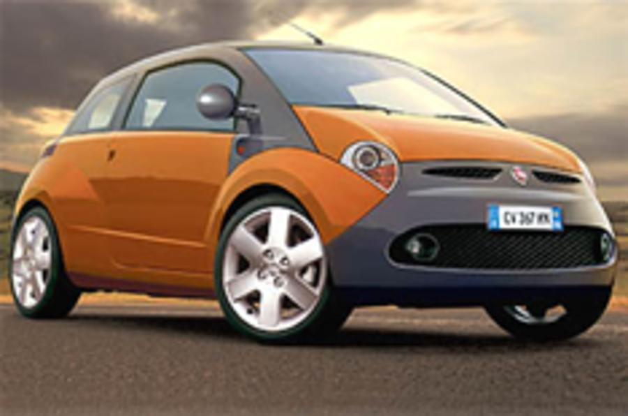 Fiat plans low cost cars