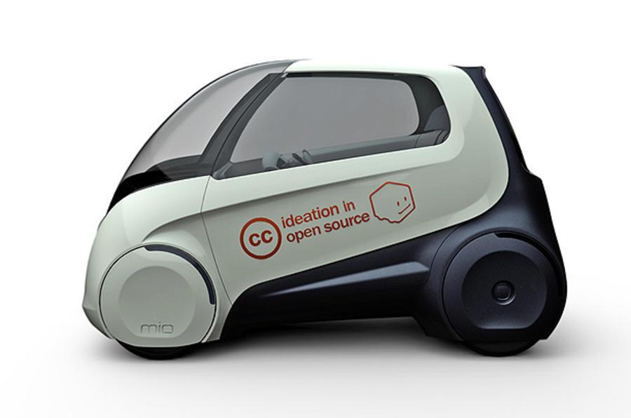Fiat Mio Concept Revealed Autocar
