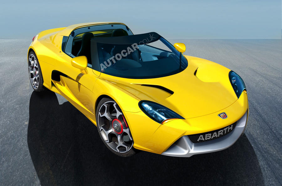Fiat's £20k Elise rival uncovered