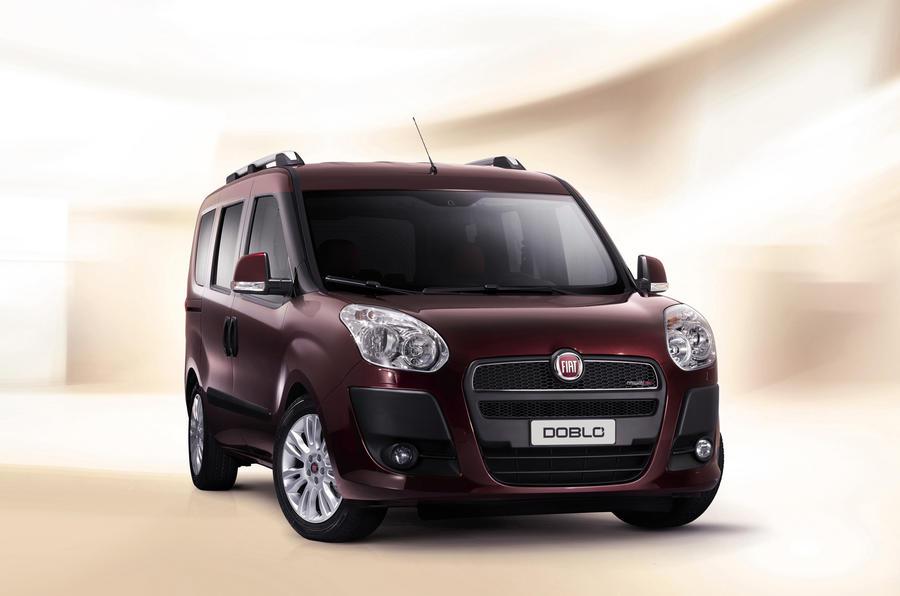 Geneva motor show: Fiat Doblo