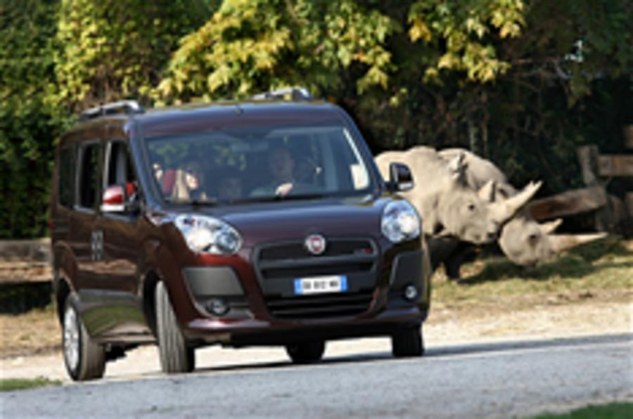 New Fiat Doblo: more details
