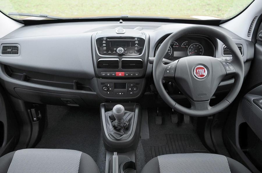 Fiat Doblo from £12,295