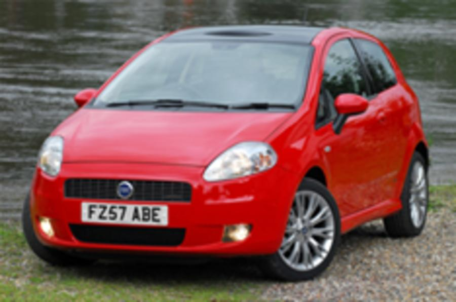 Fiat cuts price of Grande Punto