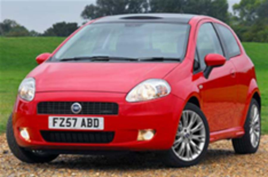 The hottest Punto yet