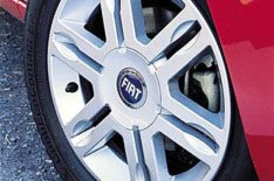 All change for Fiat