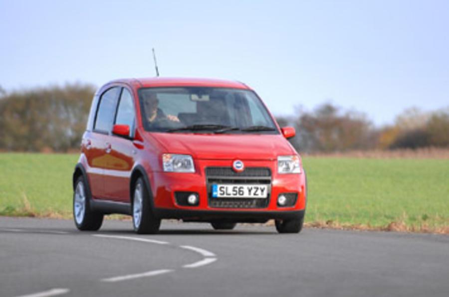 New Fiat Panda in 2011