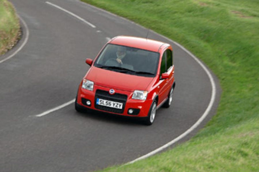 Fiat Panda delayed until 2012