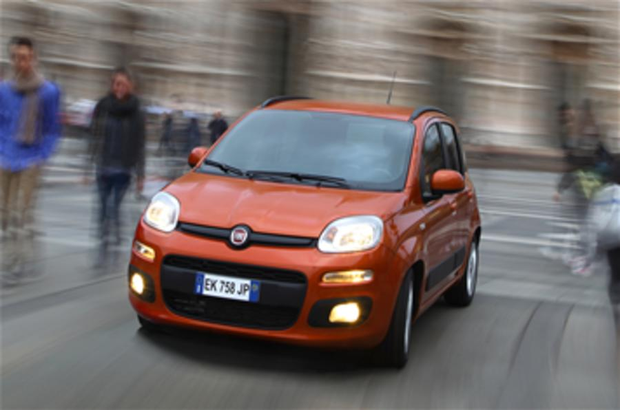 Fiat Ellezero MPV for Geneva