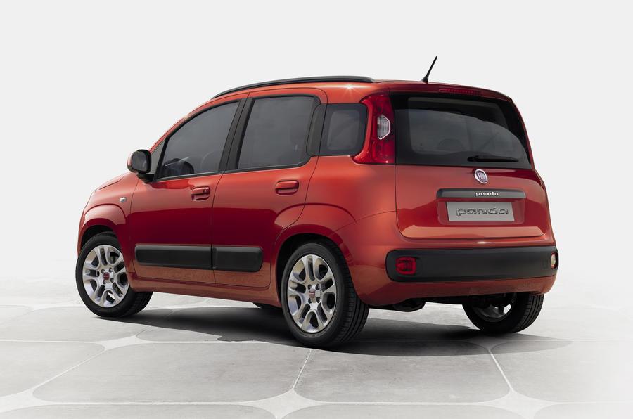 Frankfurt motor show: Fiat Panda