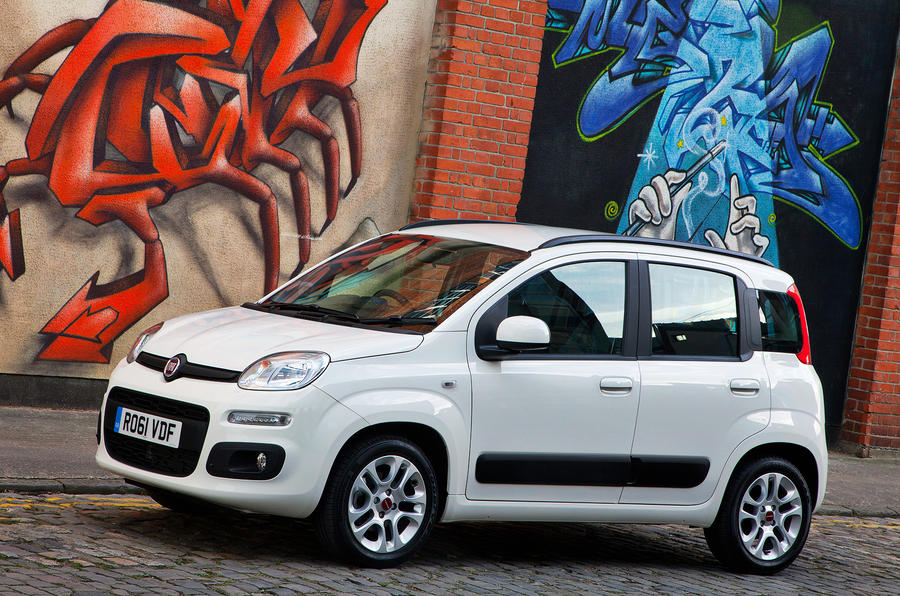 New Fiat Panda from £8900