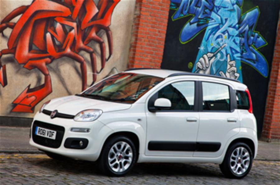 Hot Fiat Panda considered