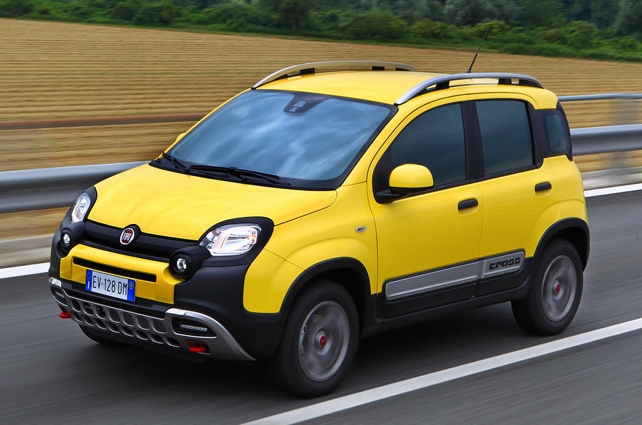 104mph Fiat Panda Cross Twinair Turbo