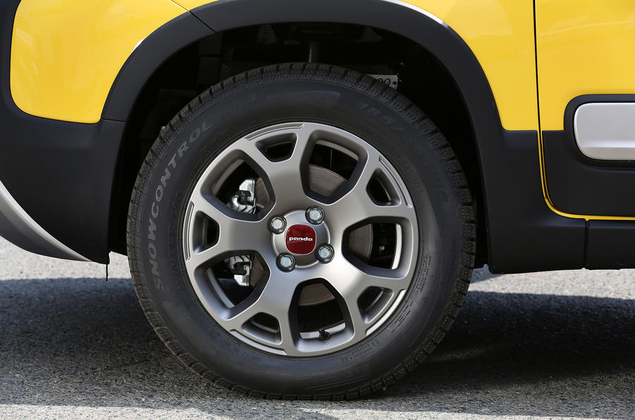 Fiat Panda Cross Twinair Turbo first drive review