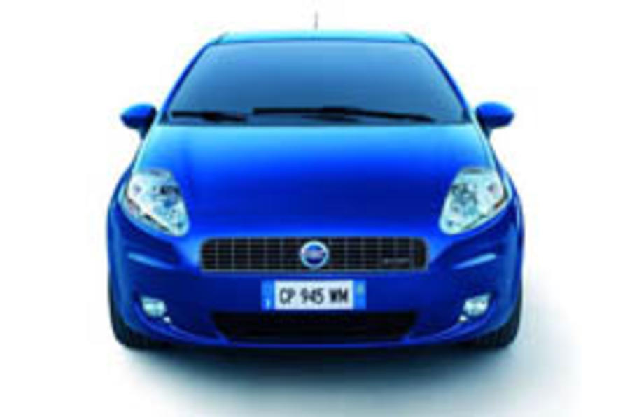 Fiat unveils make-or-break new Punto