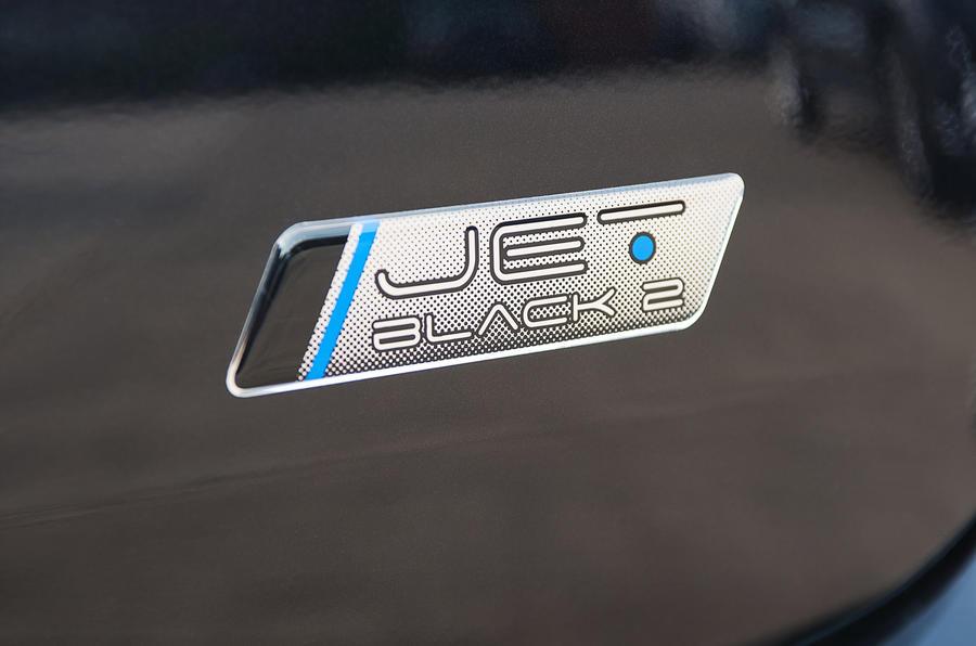 Fiat Punto exterior badging