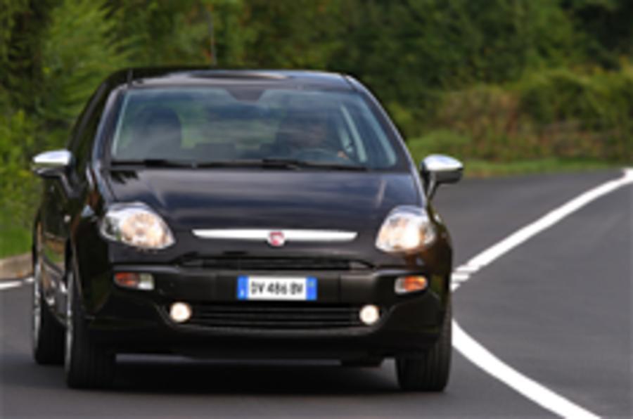 Fiat Punto Evo from £10,995