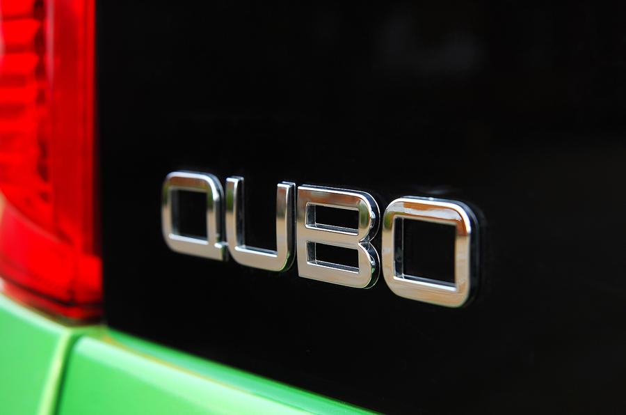 Fiat Qubo badging