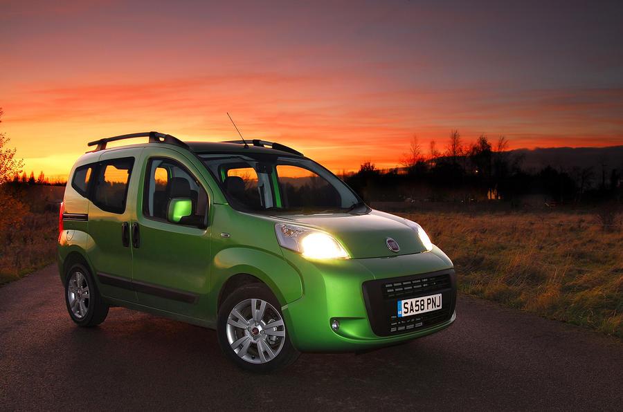 Fiat Qubo Review 2019 Autocar