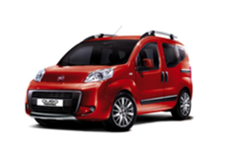 frankfurt motor show fiat qubo trekking autocar. Black Bedroom Furniture Sets. Home Design Ideas