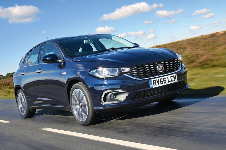 Fiat Tipo Review 2018 Autocar