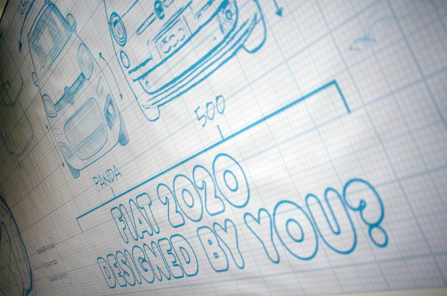 Students design Fiats of the future