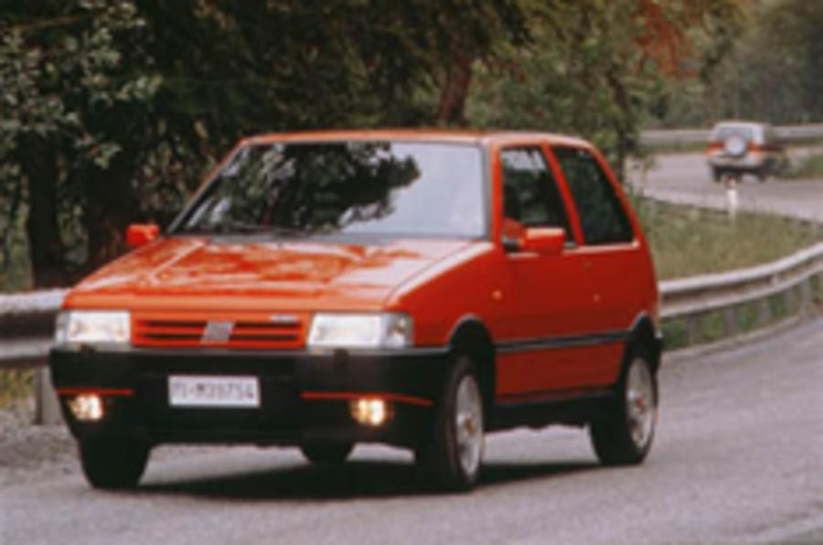 Fiat Uno to make a comeback
