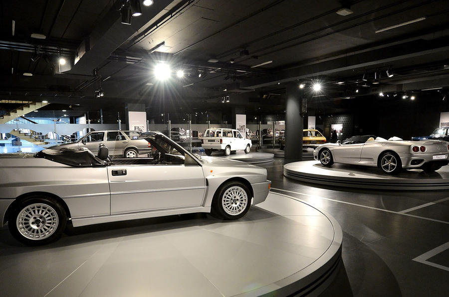 The cars of Giovanni Agnelli - picture special