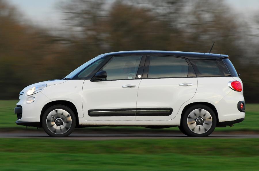 £18,990 Fiat 500L MPW