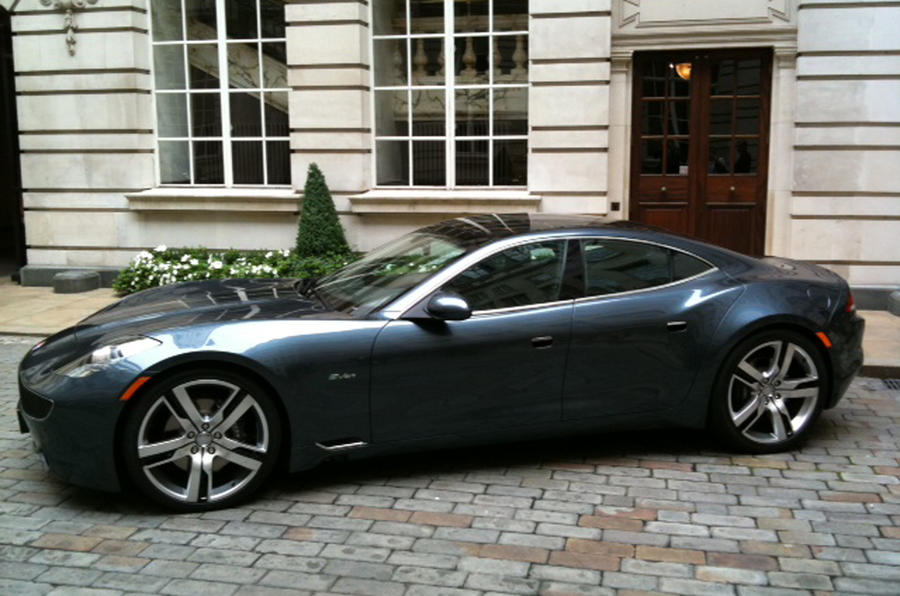Fisker Karma gets 3000 orders