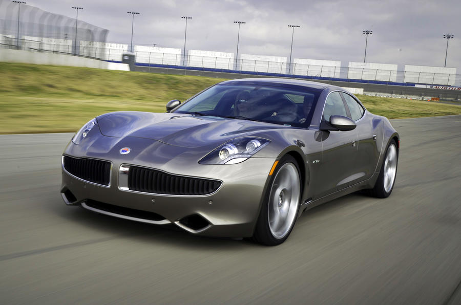 'Veyron pace' for Fisker Karma
