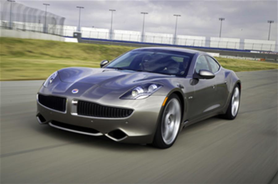 Fisker: 'No financial troubles'