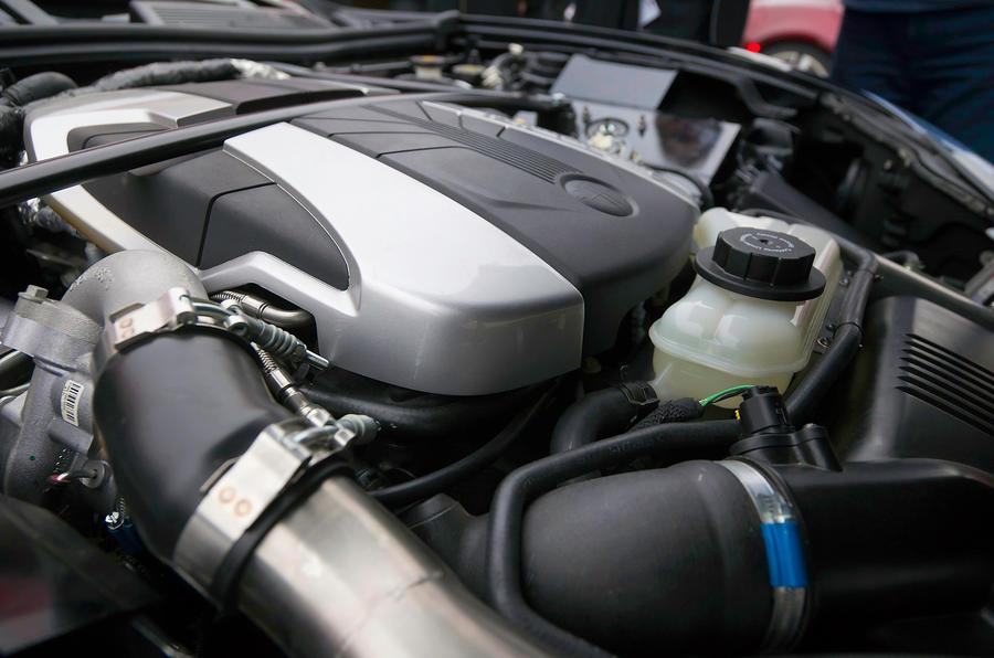 2.0-litre Fisker Karma engine