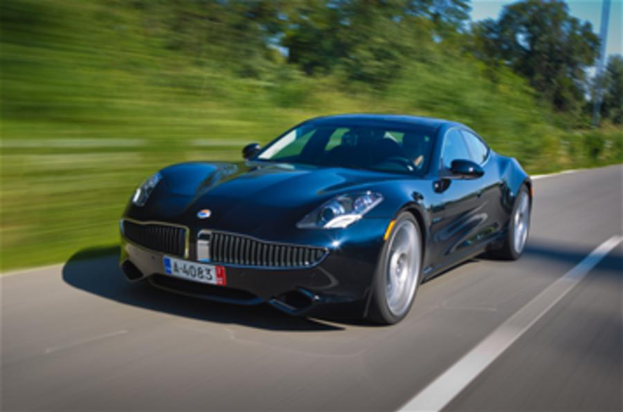 Fisker Karma battery faults fixed