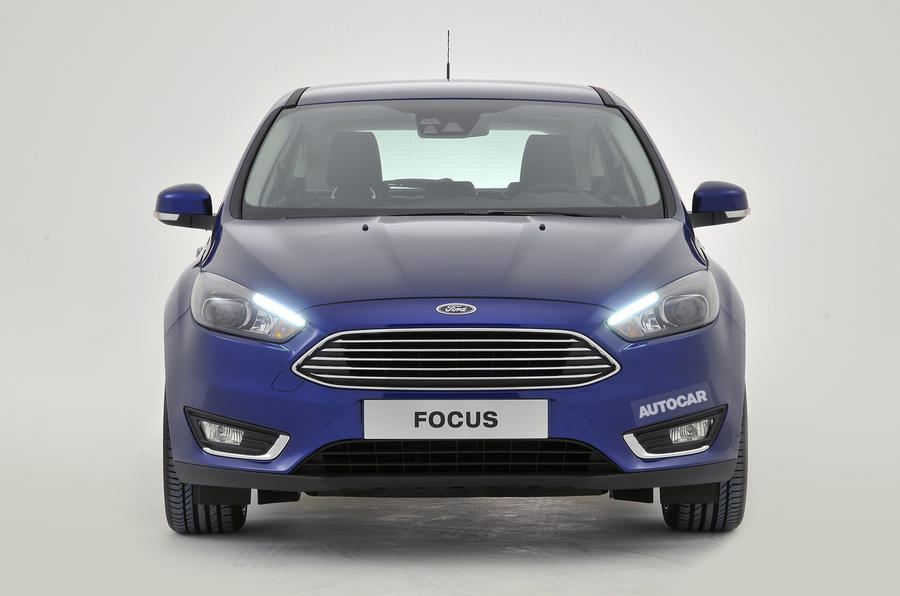 Revised Ford Focus to cost from £13,995