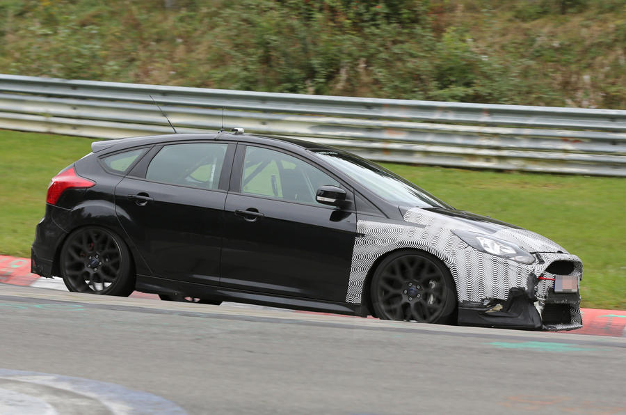 Development under way on new 330bhp Ford Focus RS