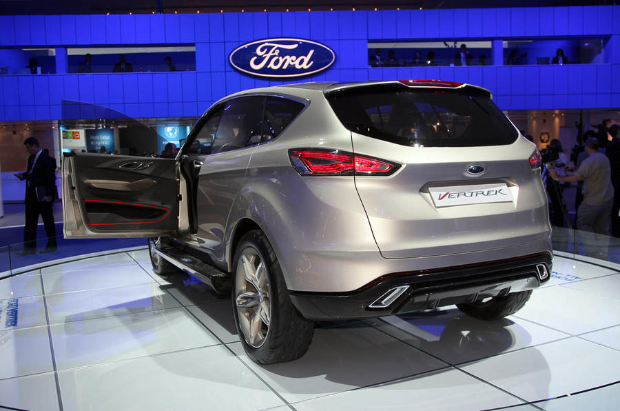 Ford to unify its small SUVs