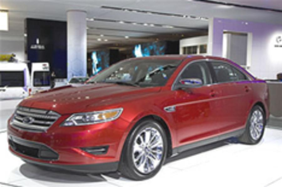 Ford Taurus unveiled