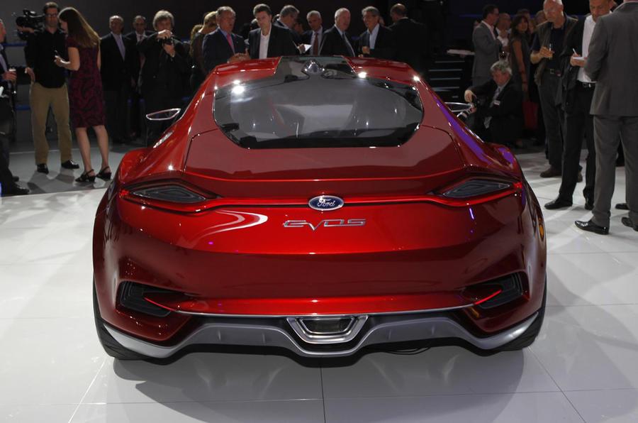 Frankfurt motor show: Ford Evos