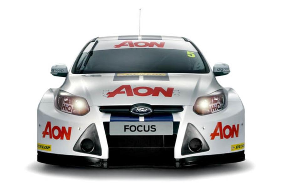 Geneva show: Ford Focus Touring car
