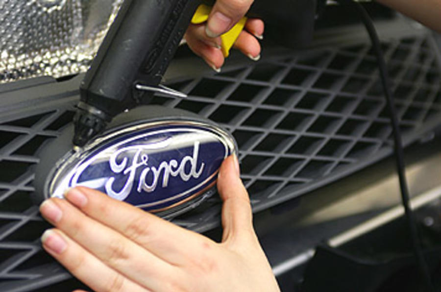 Ford posts huge sales rise