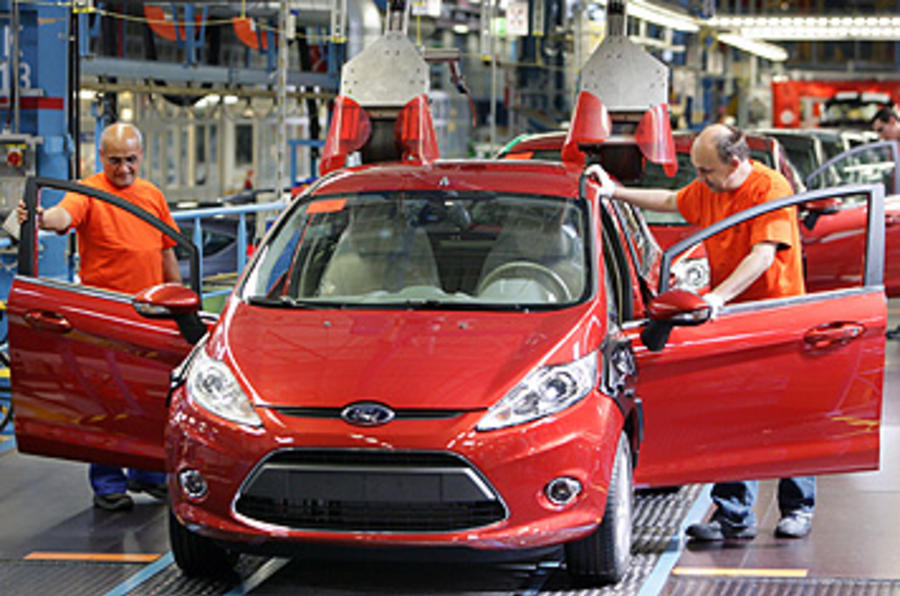 Ford trades sales for profit