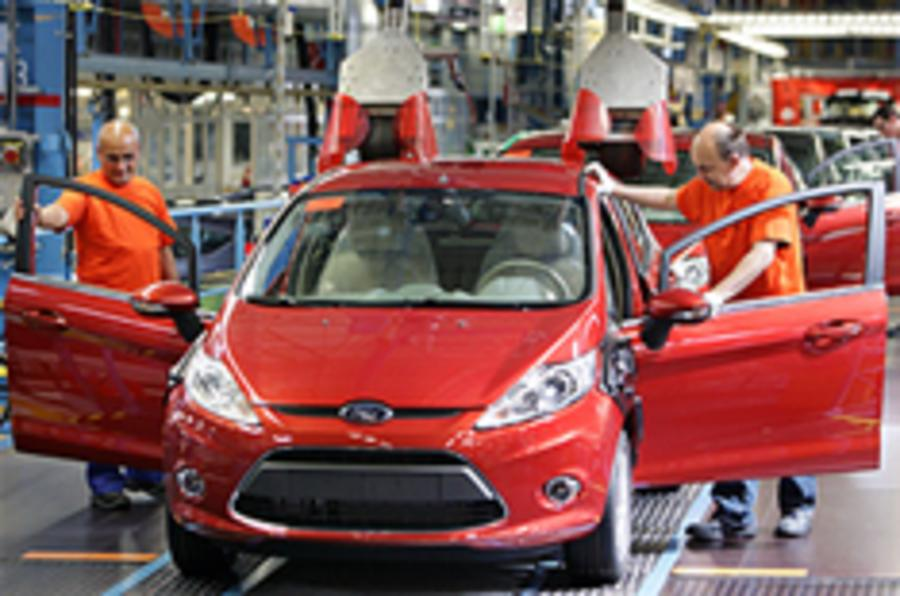 Ford's manufacturing reshuffle