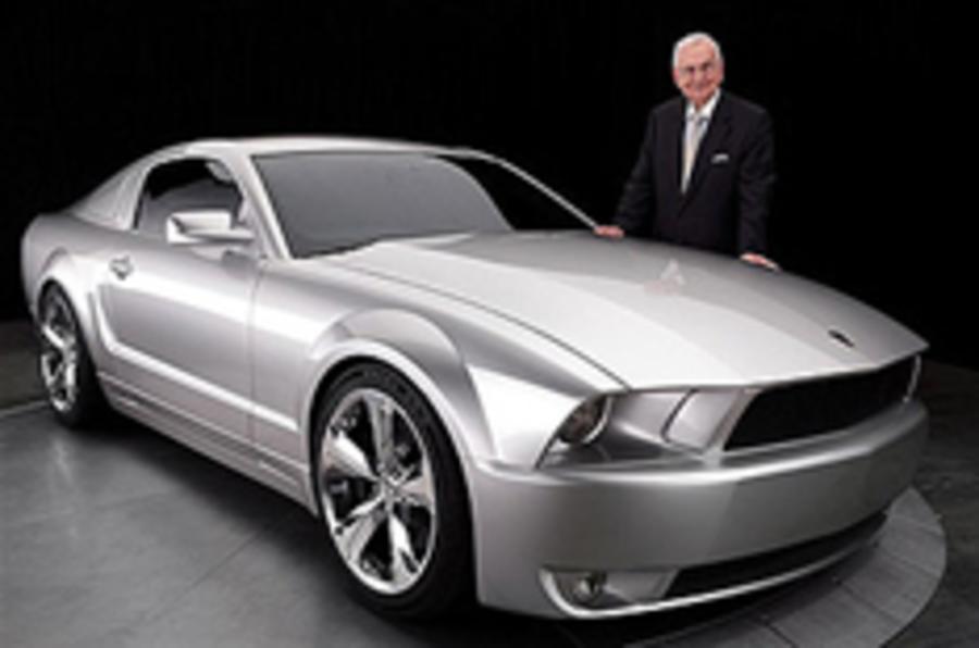 Lee Iacocca Mustang